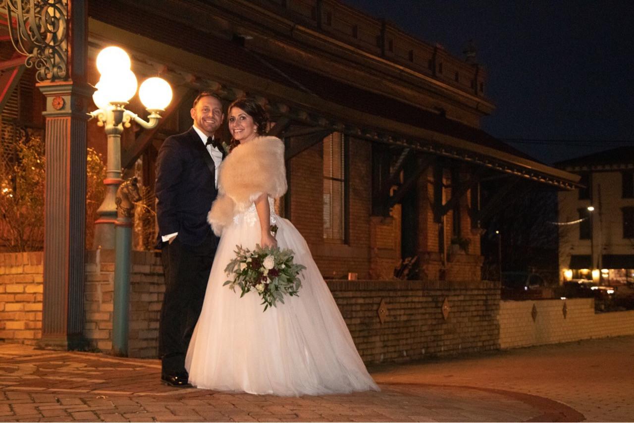 Elegant and Stylish Wedding?