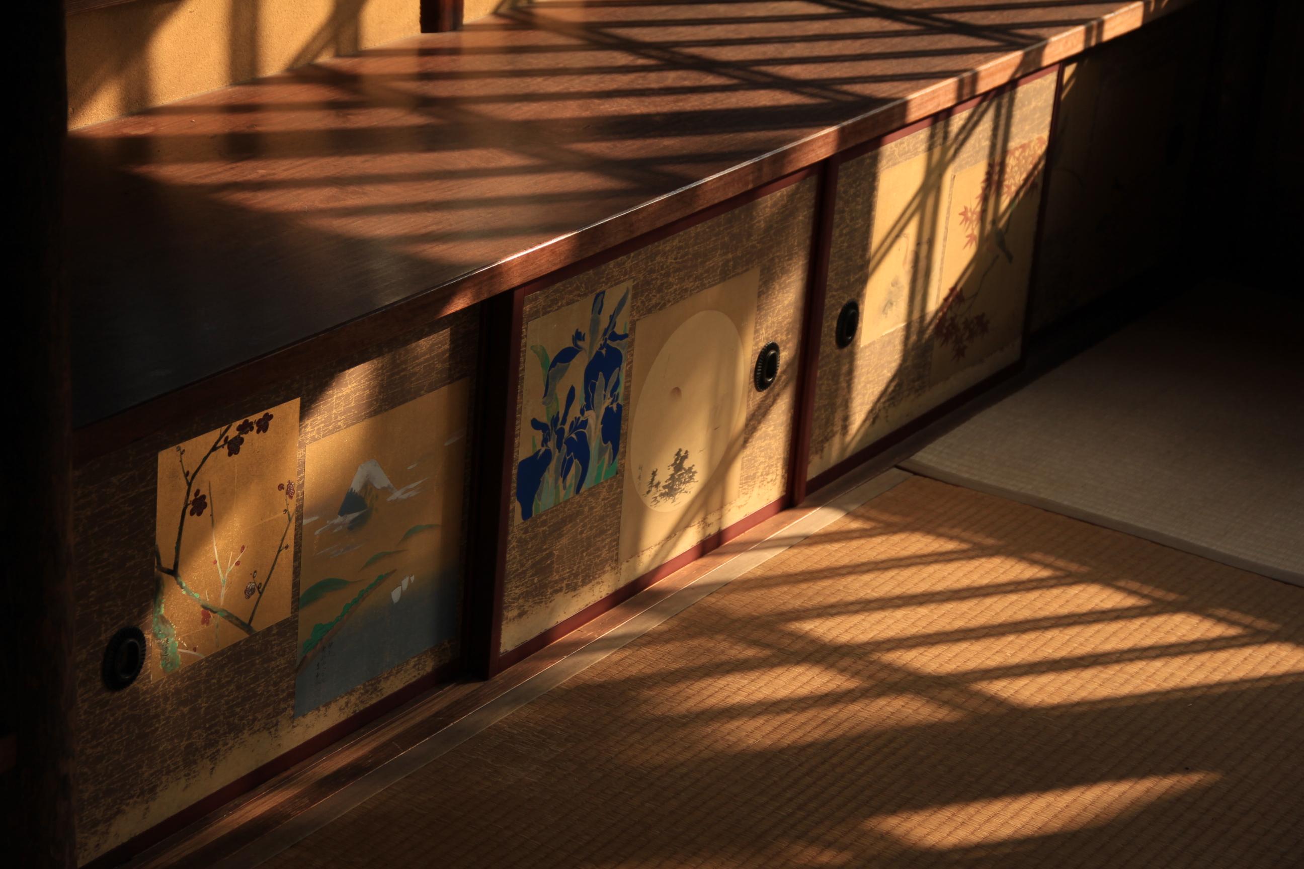 畳 Tatami room