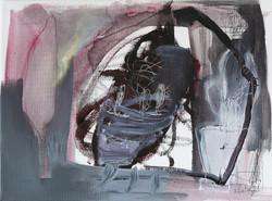 Ora Brill, Works on Canvas, 2018-2019, 4