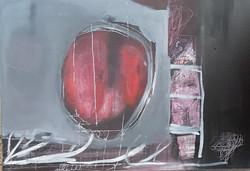 Ora Brill, Works on Canvas 2018-2019