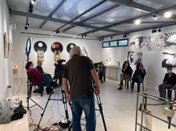 Gallery Talk in Jezereel Valley