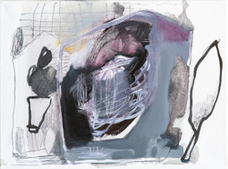 Ora Brill, Works on Canvas, 2018-2019, 8