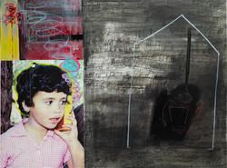 Ora Brill, Works on Canvas, 2018-2019, 2