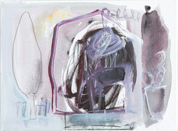 Ora Brill, Works on Canvas, 2018-2019, 9
