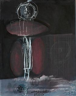 Ora Brill, Works on Canvas, 2018-2019, 3
