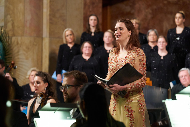 Evansville Symphony Orchestra, Handel Me