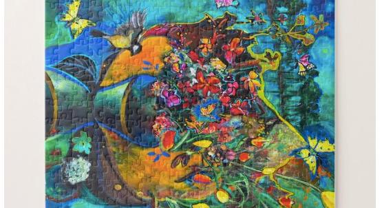 Jigsaw Puzzle- Horizontal