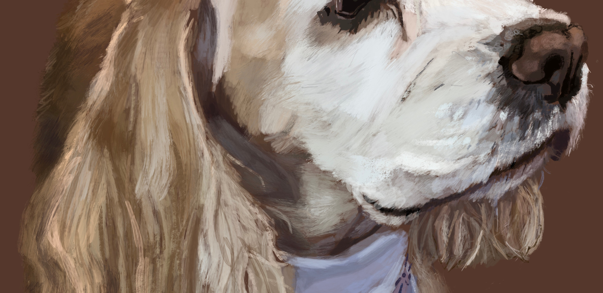 Dog Kami (SOLD)