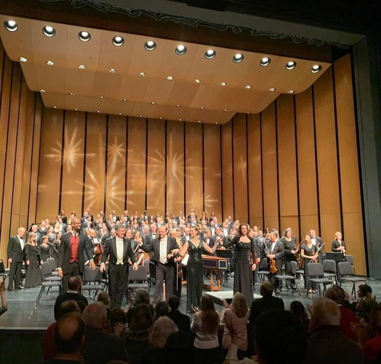 Harris Theater Chicago, Handel Messiah