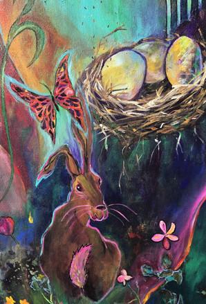 Rabbit (Excerpt of An Ode to Love)