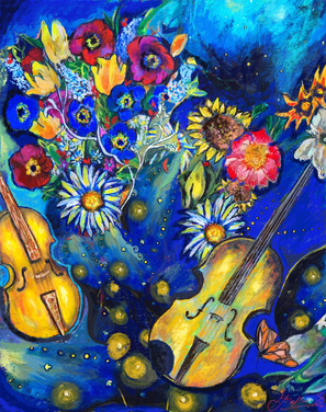 Two String Instruments