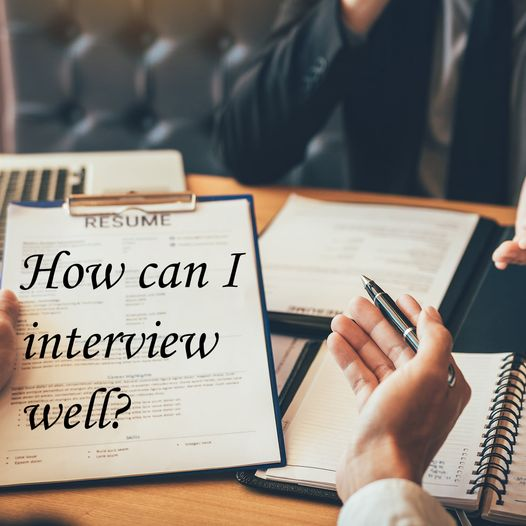 Salvation Army Interviewing
