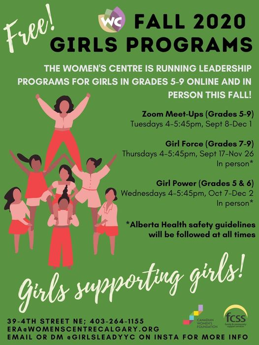 Girls program