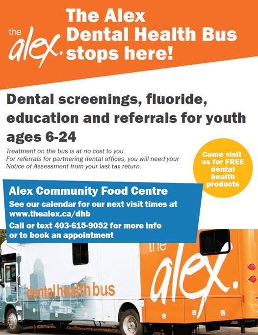 Dental health bus