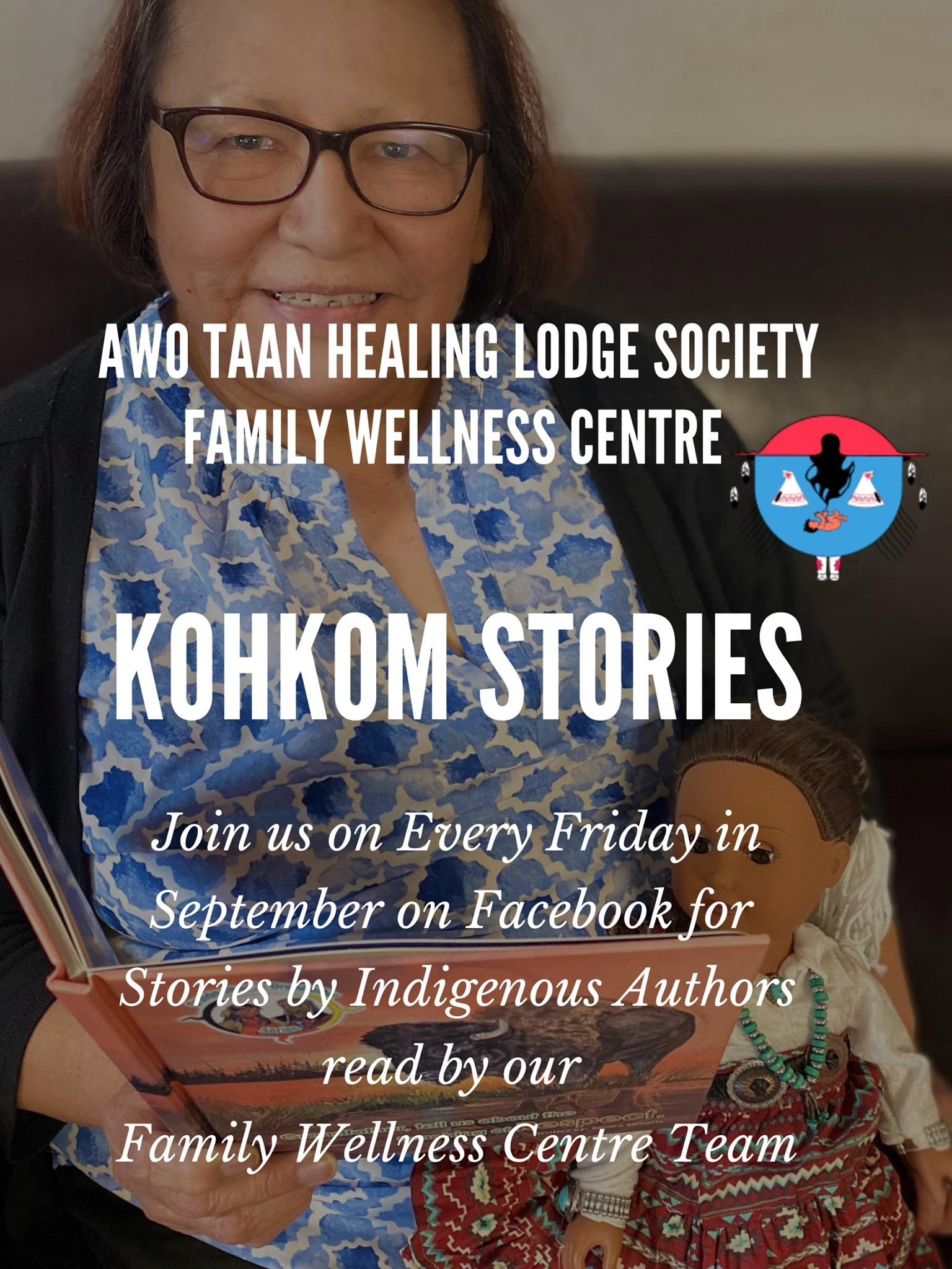 Kokum Stories