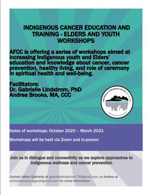 Indigenous Cancer