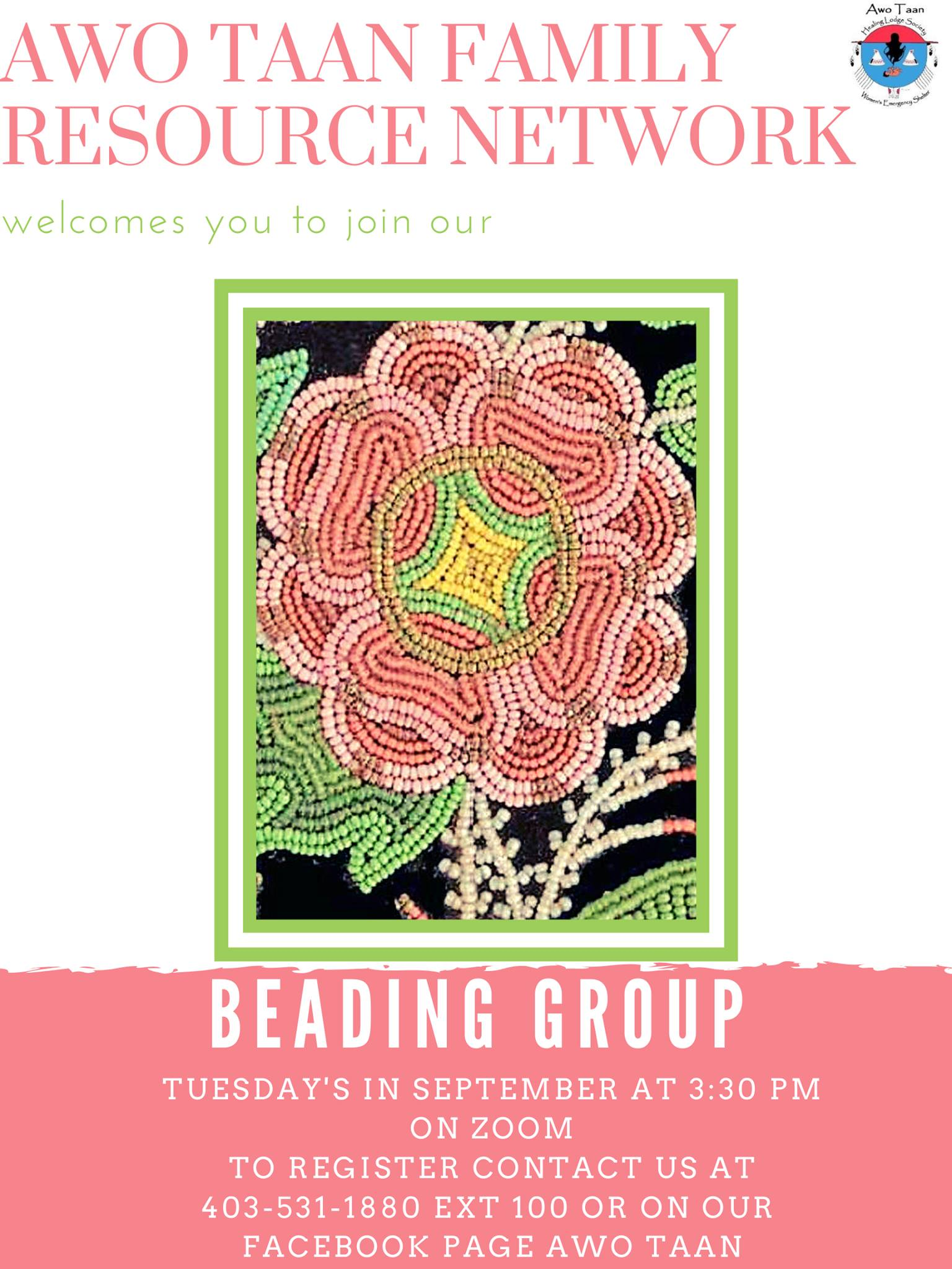 Beading group