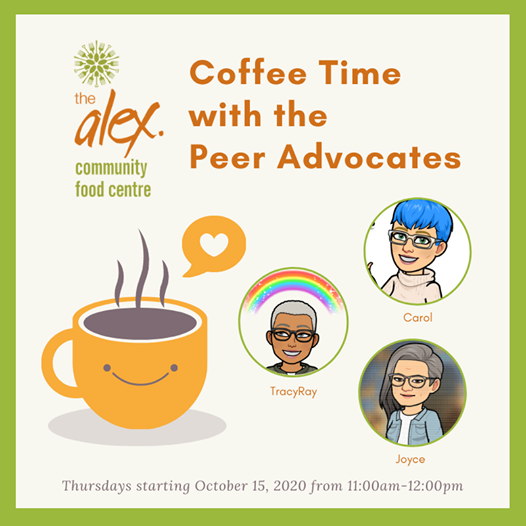 Coffee time peers