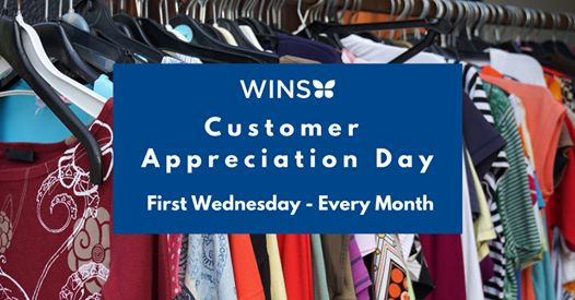 WIN customer appreciation day