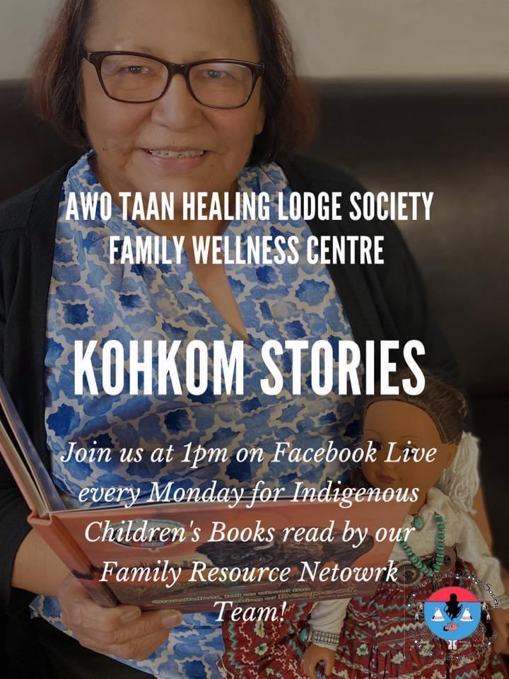 Kohkom Stories
