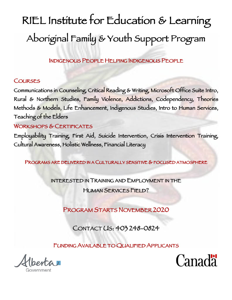 Aboriginal Family & Youth program