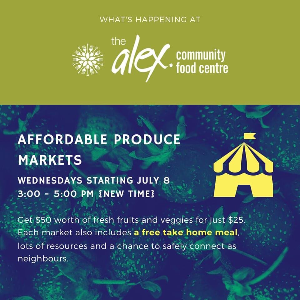Affordable Produce