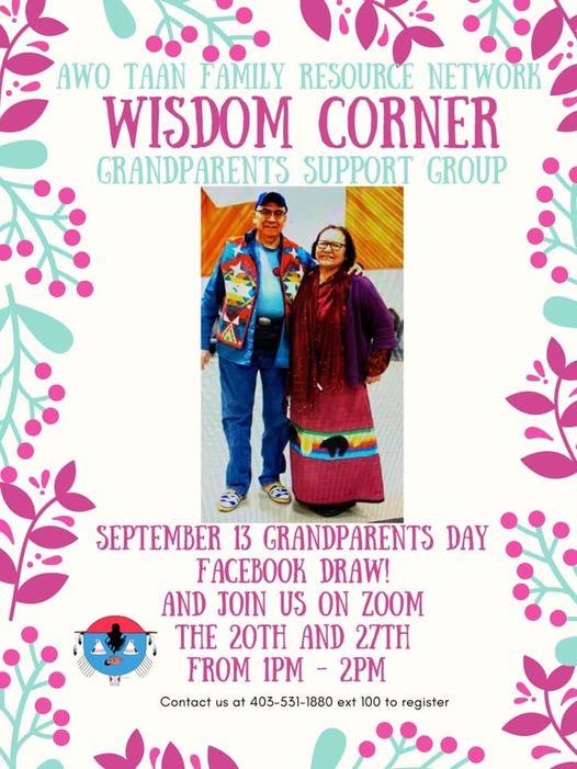 Wisdom Corner