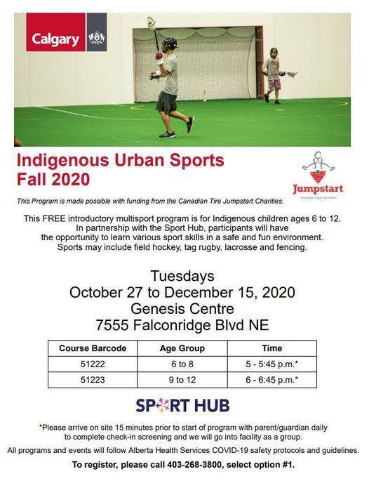 Idigenous sports
