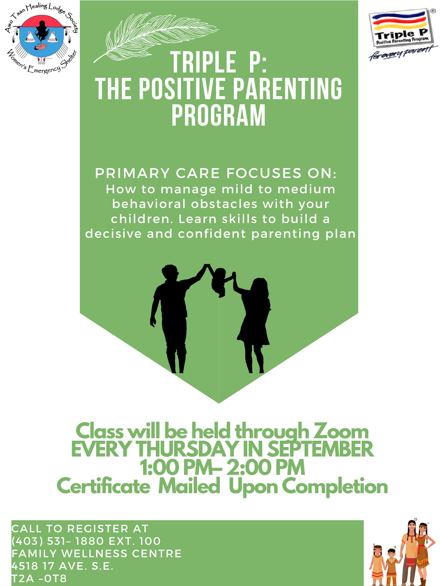 Triple P Positive Parenting