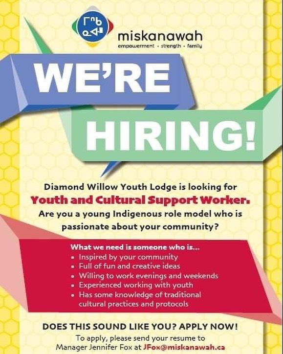 Youth hiring