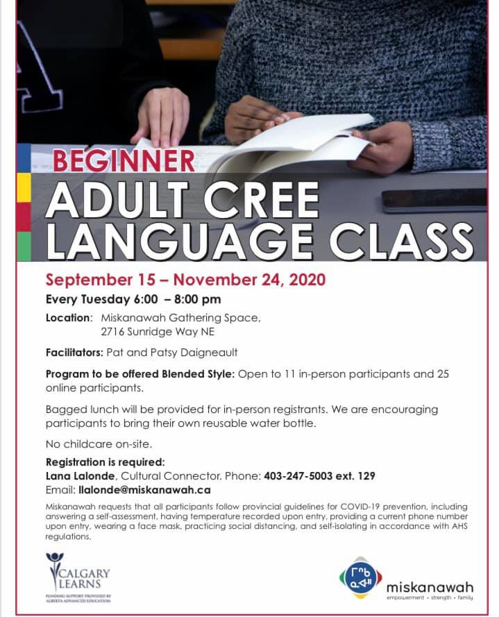 Cree Classes