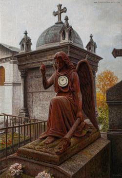 ANGEL OF MONTMARTRE