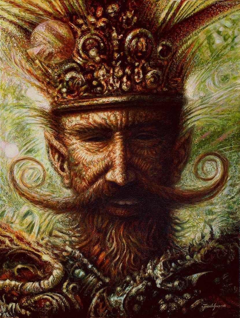 KING MOUSTACHE
