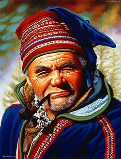 LAPPISH OLD MAN