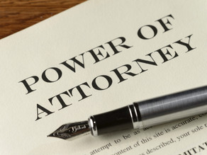 Enduring Power of Attorney and Appointment of Enduring Guardian