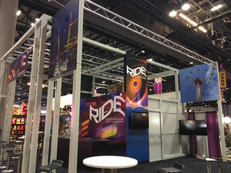 We're at the IAAPA Attractions Expo