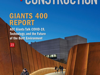 KCL Continues to Climb on Building Design + Construction Annual Giants List