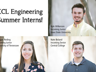 Meet KCL's 2017 Summer Interns!