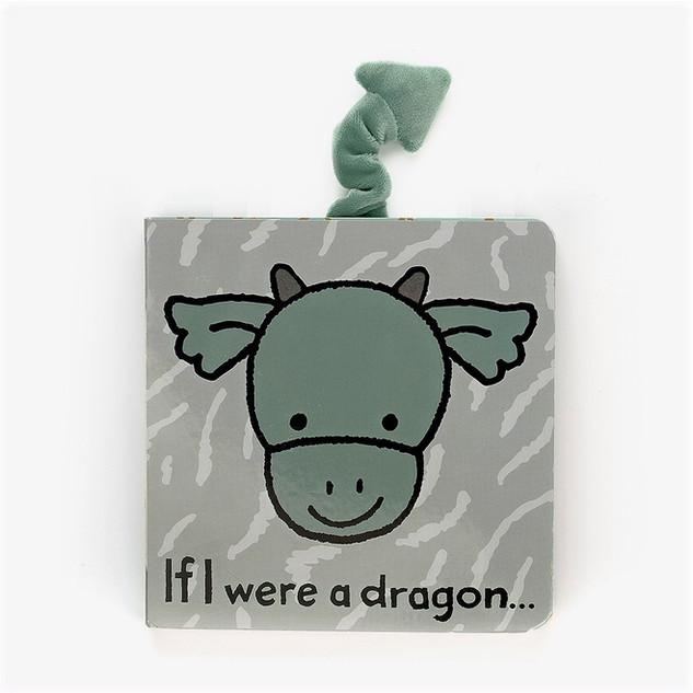 If I were a dragon book