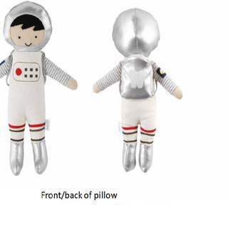 Astronaut tooth fairy pillow