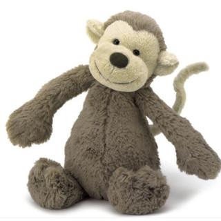 Small Bashful Monkey