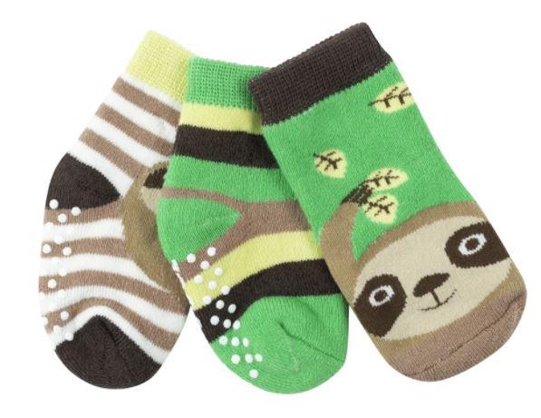 Sloth sock set