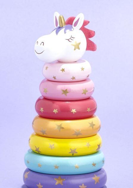 Unicorn ring stack