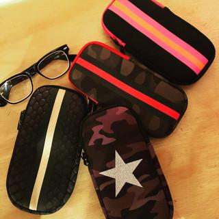 Neoprene eyeglass cases