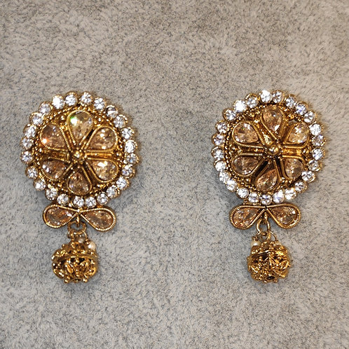 Earrings - Peony Collection