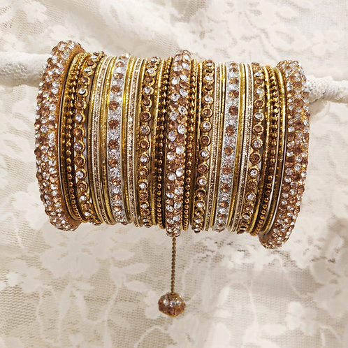 Neutral Bangle Set