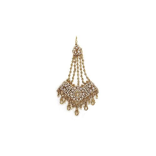 Jhumar/Pasa - Dahlia collection