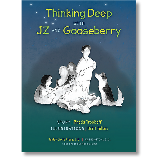 Thinking Deep with JZ and Gooseberry