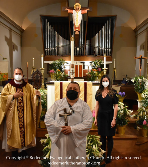 The Great Vigil of Easter 2021