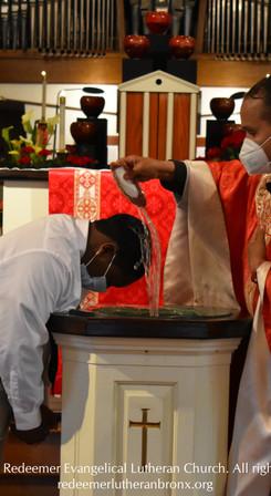 Pentecost Vigil 2021   EYES Catechumenate